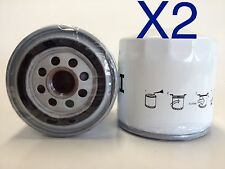 2X Oil Filter Suit Z516 FORD Falcon Fairlane Fairmont Territory MAZDA (TF516)
