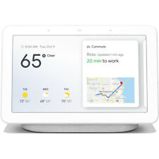 Google Home Hub with Google Assistant (GA00516-US) - Chalk