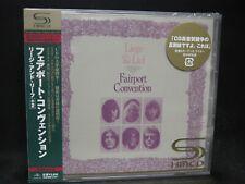 FAIRPORT CONVENTION Liege & Lief + 2 JAPAN SHM CD Sandy Denny U.K. Folk Rock !