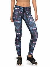 REDUCED.ROXY WOMENS LEGGINGS.STAY ON TECHNICAL RUNNING SPORTS FITNESS PANTS S20F