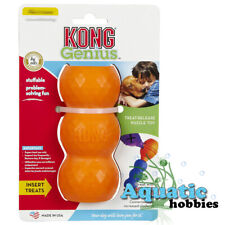 Kong Genius Mike Small Treat Release Dispensing Puzzle Chew Dog Puppy Toy