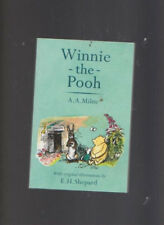 NEW:A A Milne/Winnie The Pooh Trade PB With Original Illust by E H Shephard