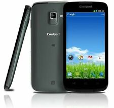 Coolpad Quattro 2 801ES 4GB Grey - Sprint Network