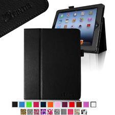 For iPad 4 / iPad 3 / iPad 2 Retina Display Folio Case Cover Auto Wake / Sleep