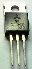 2SC1969 MITSUBISHI Boîtier TO220