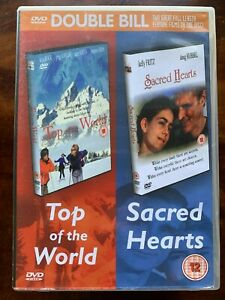 Top of the World DVD 2 + Sacred Hearts Horror Movie Double Feature