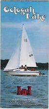 1970's Oologah Lake Map & Promotional Brochure