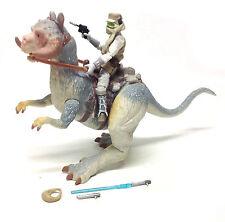 "Star Wars Esb Luke Skywalker Hoth & Taun Taun Juguete 3.75"" figura conjunto Raro"