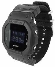 Casio G-Shock Herrenuhr | Digitaluhr Multifunktionsalarm DW-5600BBN-1E