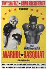 Jean Michel Basquiat Andy Warhol Print - Fine Art Print On Premium Luster 13x19