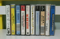TAPES MUSIC CASSETTES BING SWINGS THE NEW SEEKERS HAL ROACH BEAT ME DADDY