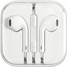 OEM for Apple Earphones 3.5mm iPhone 5 5s 6 6s EarPods with Remote Mic. + Case