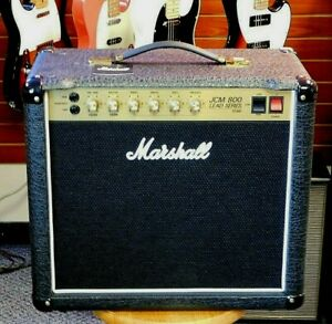 Marshall SC20C JCM 800 Lead Series 20-Watt Combo *Store Demo! MINT! NO RESERVE!