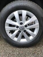 VW Transporter  Original Alloy Wheels