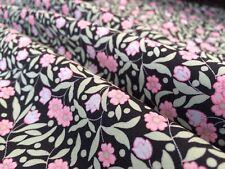 John Lewis cotton 100%, 'Passionate C', (per metre) dress fabric, sewing
