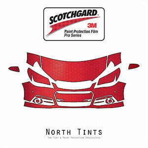Chevrolet SS Sedan 2014-2015 PreCut 3M PRO Series Paint Protection Clear Bra Kit