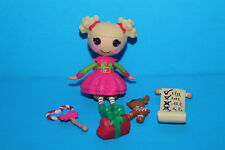 Lalaloopsy Mini Doll Holly Sleighbells Original Complete Target Exclusive