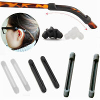 3/6/12 Pairs Temple Hook Tip Eyeglass Glasses Spectacles Ear Grip Anti Slip