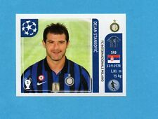 PANINI-CHAMPIONS 2011-2012-Figurina n.83- STANKOVIC - INTER -NEW BLACK