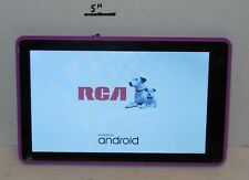 "RCA 7"" Android Tablet Purple 4.2.2 Jelly Bean 8GB Dual Core Wifi RCT6773w42b"