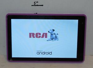 """RCA 7"""" Android Tablet Purple 4.2.2 Jelly Bean 8GB Dual Core Wifi RCT6773w42b"""
