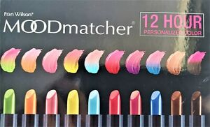 FranWilson - MOODMATCHER Lipstick Collection - PICK A COLOR  --  FREE SHIPPING