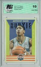 Anthony Davis 2012 Panini Past & Present #237 Rookie Card PGI 10