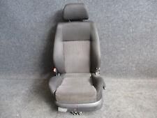 STOFF Fahrersitz Sportsitz VW Golf 4 Bora Sitz Ausstattung schwarz grau