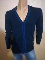CARDIGAN HUGO BOSS UOMO TG S 100%ORIGINALE P 3255