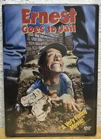 Ernest Goes to Jail (DVD, 2002) Full screen. Still Sealed