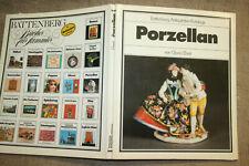 Fachbuch Battenberg Antiquitäten 466 Porzellan-Figuren Vasen Tassen Teller Marke