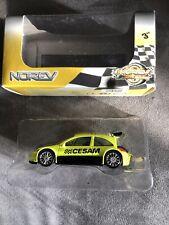 miniature Renault megane Cesam 2005  norev Neuve