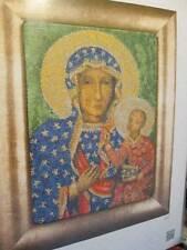 Madonna Of Czestochowa Cross Stitch Kit-8.7x11.8 Inches (22x30 cm) Thea Gouverne