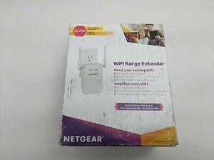 Netgear EX6100 Dual Band Wifi Repeater - Sealed box, New: