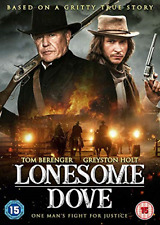 Lonesome Dove [DVD], Good DVD, ,