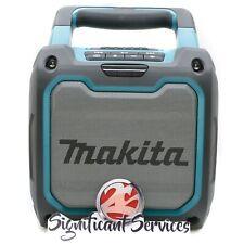 Nuevo Makita XRM08 18V 12V Li-Ion Bluetooth LXT Inalámbrico Altavoz de radio sitio de trabajo