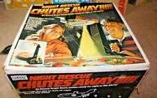GABRIEL CHUTES AWAY NIGHT RESCUE TARGET GAME ORIG BOX Vintage 1976