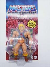 Mattel USA He-man Reissue Masters of The Universe Origins MOTU Action Figure Sw?