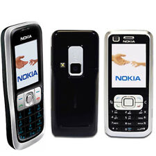 Cellulare originale Nokia 6120C Classic Symbian Unlocked 3G Bluetooth 2MP Nero