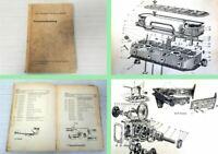 Ersatzteilliste Belarus MTS-50 MTS-52 Ersatzteilkatalog 60er Jahre