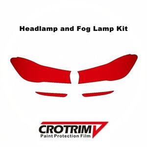 Pro Protection Film Headlight & Fog Light Kit For BMW 7 Series G11 G12 2016-2019