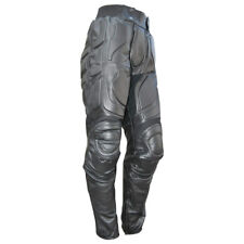 Batman The Dark Knight Rises Motorcycle Leather Trouser/ Batman v Bane Faux Pant