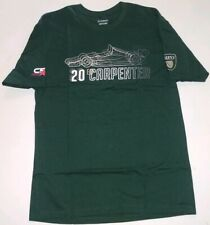 Ed Carpenter Racing #20 Fuzzy's Vodka Mens Super Soft T-Shirt New Medium 1106