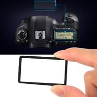 New Outer LCD Screen Display Window Glass Protector Replacement Tape For CANON G10 Camera