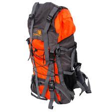 60L Camping Rucksack Waterproof Trekking Hiking Bag Backpack Internal Frame Pack