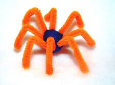 PIPECLEANER SPIDER CAT/KITTEN TOY