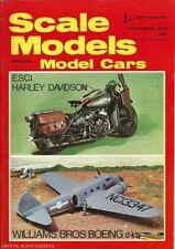 September Models Magazines in English