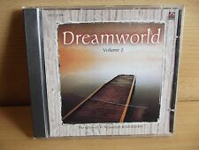 CD Dreamworld The Ultimate in Relaxation and Meditation Volume 2 - 1997, EAN: 40