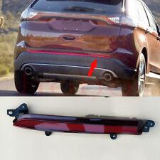 1xFor Ford Edge 2015-17 Rear Bumper Right Passenge Side Taillight Fog Lamp Cover