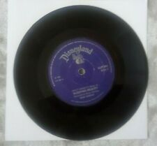 "Disneyland Story Reader 7"" Vinyl Record Sleeping Beauty LLP301 1968"
